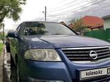 Nissan Almera Classic 2007 года за 3 500 000 тг. в Алматы – фото 2