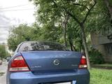 Nissan Almera Classic 2007 года за 3 500 000 тг. в Алматы – фото 4
