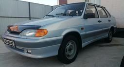 ВАЗ (Lada) 2115 (седан) 2005 года за 980 000 тг. в Кызылорда – фото 2