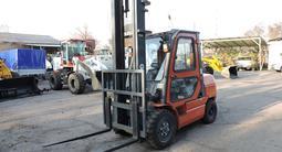 Dieci  продам вилочный погрузчик кару 3,5тон 4,5 метра с кабиной 2021 года за 8 990 000 тг. в Тараз – фото 4