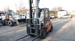 Dieci  продам вилочный погрузчик кару 3,5тон 4,5 метра с кабиной 2021 года за 8 990 000 тг. в Тараз – фото 5