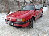 Volkswagen Passat 1990 года за 1 500 000 тг. в Алматы – фото 5