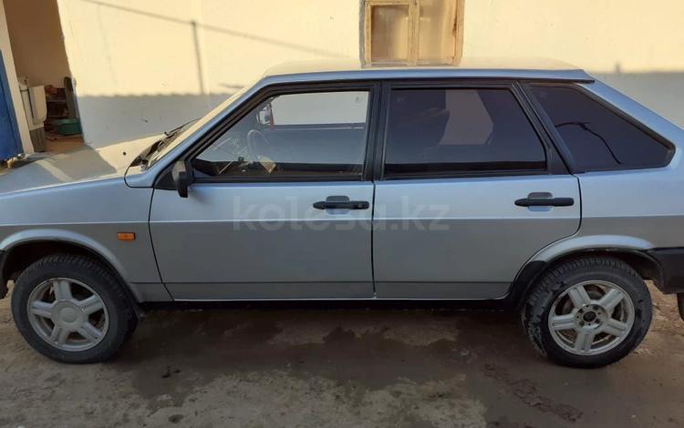 ВАЗ (Lada) 2109 (хэтчбек) 2001 года за 850 000 тг. в Уральск