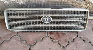 Решётка радиатора Тойота Crown comfort за 7 000 тг. в Алматы