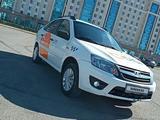 ВАЗ (Lada) Granta 2191 (лифтбек) 2015 года за 2 400 000 тг. в Нур-Султан (Астана) – фото 2