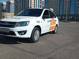 ВАЗ (Lada) Granta 2191 (лифтбек) 2015 года за 2 400 000 тг. в Нур-Султан (Астана) – фото 3