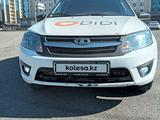 ВАЗ (Lada) Granta 2191 (лифтбек) 2015 года за 2 400 000 тг. в Нур-Султан (Астана) – фото 4