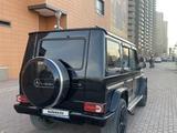 Mercedes-Benz G 500 2002 года за 12 000 000 тг. в Нур-Султан (Астана) – фото 5