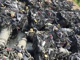 Двигатель Привозное из Японии 2.5 2.0 за 460 000 тг. в Алматы – фото 2