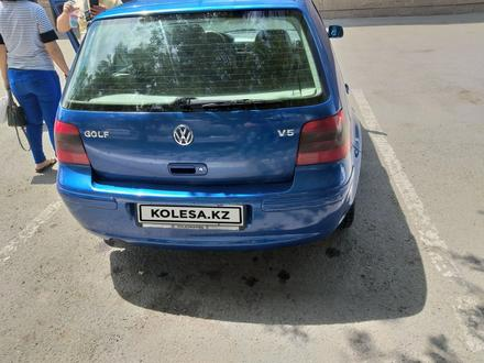 Volkswagen Golf 1999 года за 2 500 000 тг. в Семей – фото 9