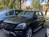 Mercedes-Benz ML 300 2014 года за 15 200 000 тг. в Алматы