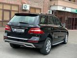 Mercedes-Benz ML 300 2014 года за 15 200 000 тг. в Алматы – фото 2