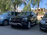 Mercedes-Benz ML 300 2014 года за 15 200 000 тг. в Алматы – фото 3