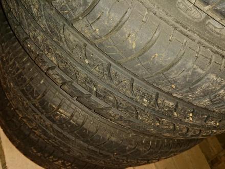 Дисками с шинами бу на тойота РАВ 4 за 150 000 тг. в Алматы – фото 3