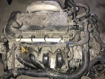 Мотор Hyundai Accent за 300 000 тг. в Алматы