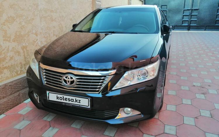Toyota Camry 2012 года за 9 500 000 тг. в Шымкент