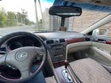Lexus ES 300 2002 года за 4 600 000 тг. в Тараз – фото 3