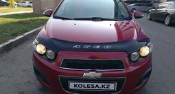 Chevrolet Aveo 2014 года за 4 900 000 тг. в Алматы