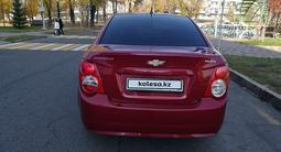 Chevrolet Aveo 2014 года за 4 900 000 тг. в Алматы – фото 5