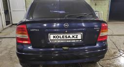 Opel Astra 1999 года за 1 200 000 тг. в Актобе – фото 3