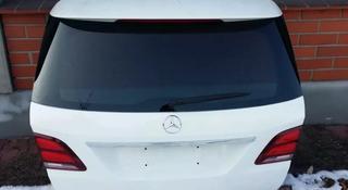 Крышка багажника Mercedes GLE klasse w166 за 70 000 тг. в Нур-Султан (Астана)