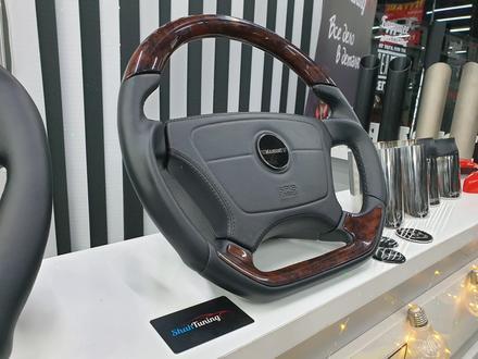 Анатомический руль дизайн Victor для модельного ряда Mercedes за 140 000 тг. в Алматы – фото 13