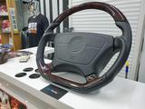 Анатомический руль дизайн Victor для модельного ряда Mercedes за 140 000 тг. в Алматы – фото 4
