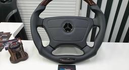 Анатомический руль дизайн Victor для модельного ряда Mercedes за 140 000 тг. в Алматы – фото 5