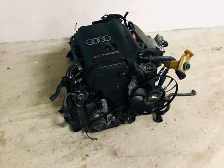 Контрактный двигатель Volkswagen Passat b5 1.8 turbo AEB за 200 250 тг. в Нур-Султан (Астана)