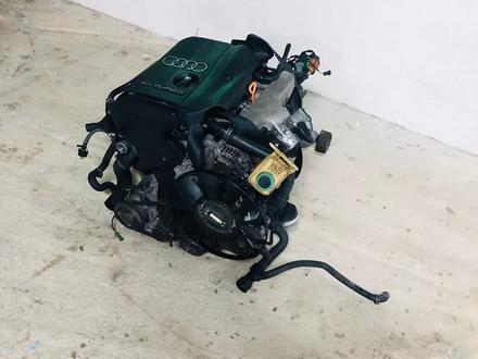 Контрактный двигатель Volkswagen Passat b5 1.8 turbo AEB за 200 250 тг. в Нур-Султан (Астана) – фото 2