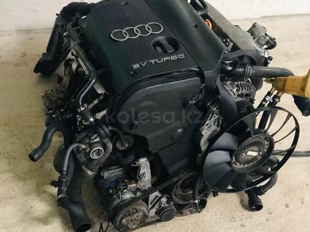 Контрактный двигатель Volkswagen Passat b5 1.8 turbo AEB за 200 250 тг. в Нур-Султан (Астана) – фото 6