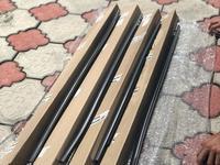 Хромированные молдинги для дверей на автомобиль Toyota Corolla E210 (2019-) за 20 000 тг. в Алматы