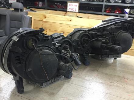 Фары mercedes w211 до рестайлинг ксенон за 100 000 тг. в Актобе – фото 2