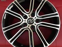 Диски Toyota r17 5x114.3 за 140 000 тг. в Алматы