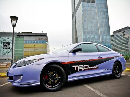Toyota Solara 2003 года за 3 000 000 тг. в Алматы – фото 8
