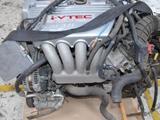 Двигатель на Honda Accord K24 за 99 000 тг. в Уральск – фото 2