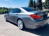 BMW 740 2010 года за 7 700 000 тг. в Караганда – фото 4