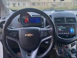 Chevrolet Aveo 2014 года за 3 600 000 тг. в Шымкент – фото 5