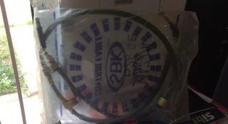 Тросс ручника мазда 626 за 4 500 тг. в Алматы