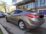 Hyundai Elantra 2013 года за 6 099 000 тг. в Алматы – фото 3