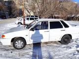 ВАЗ (Lada) 2115 (седан) 2009 года за 800 000 тг. в Уральск – фото 2