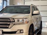 Toyota Land Cruiser 2016 года за 25 000 000 тг. в Шымкент