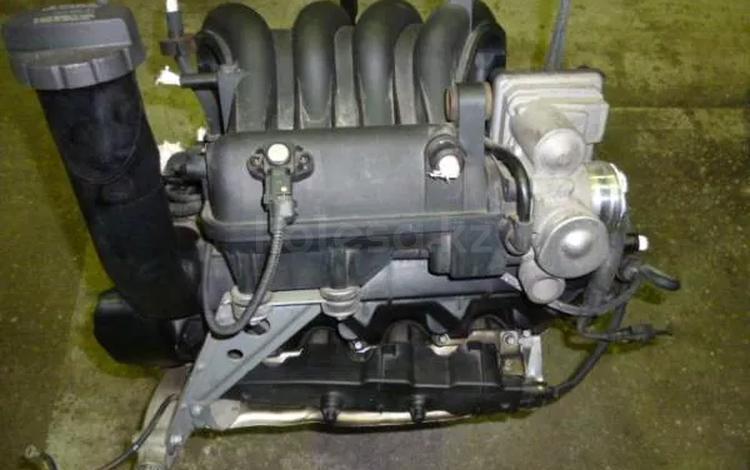 Двигатель 166 на мерседес w168 А-класс объём 1.6 за 100 000 тг. в Алматы