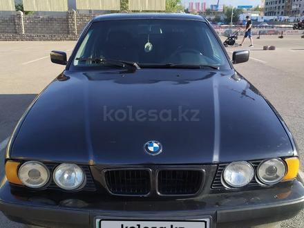 BMW 525 1994 года за 2 000 000 тг. в Алматы – фото 3