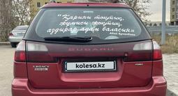 Subaru Legacy 2001 года за 2 500 000 тг. в Нур-Султан (Астана) – фото 4