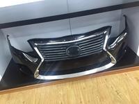 Бампер лексус стиль с решеткой за 160 тг. в Алматы