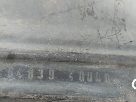 Защита двс боковая L. На Cefiro A32 за 4 000 тг. в Алматы – фото 2