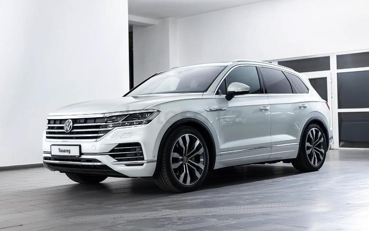 Volkswagen Touareg Business Atmosphere 2021 года за 29 837 000 тг. в Алматы