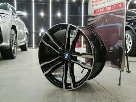 Диски в наличии r21 BMW X 5 X 6 за 440 000 тг. в Алматы