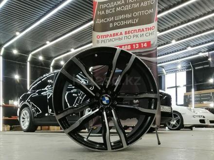 Диски в наличии r21 BMW X 5 X 6 за 440 000 тг. в Алматы – фото 5